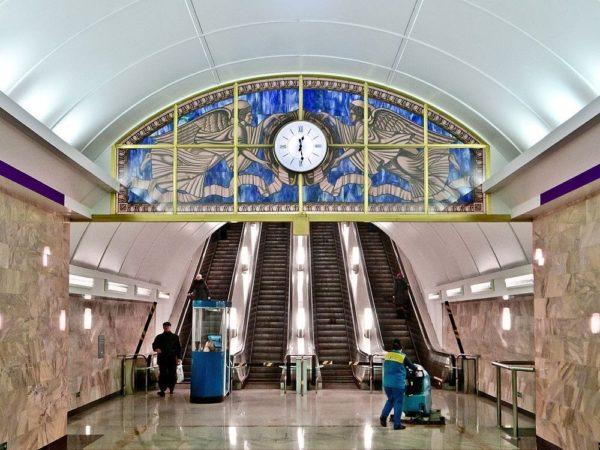 Dünyanın En Derin Metro İstasyonları