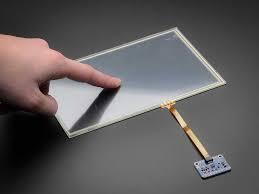 Dokunmatik Ekranlar Nasıl Çalışır ?