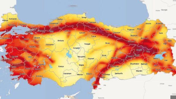 Türkiye Fay Hatları
