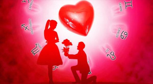14 Şubat Sevgililer Günü Temsili Resmi