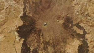 Türkiye'de Volkanik Dağ