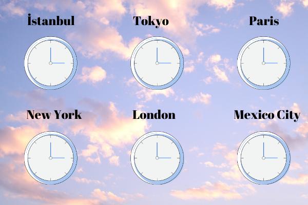 Yerel Saat Nedir?