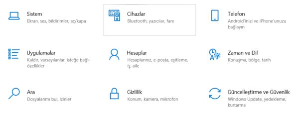 Windows 10'da Çocuk Hesabı