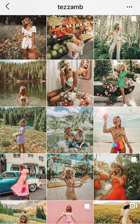 En İyi Instagram Teması