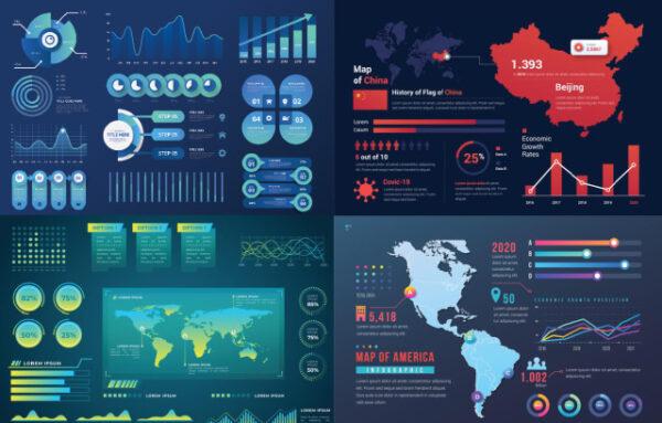 Grafik Veri Görselleştirme ve İnfografik Örnekleri