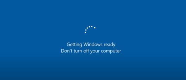 windows güncellemesi