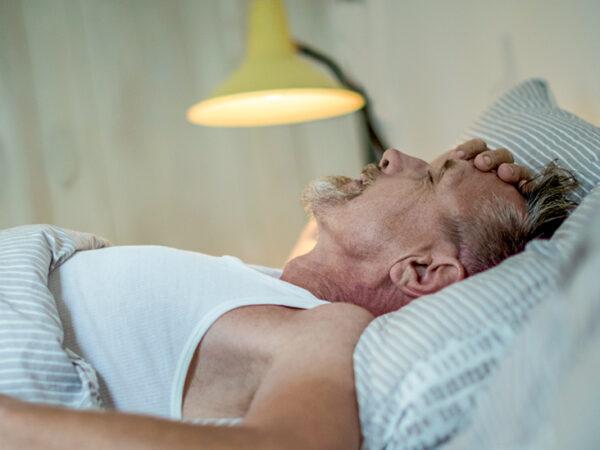 Erkeklerde Gece Terlemelerinin Sebebi