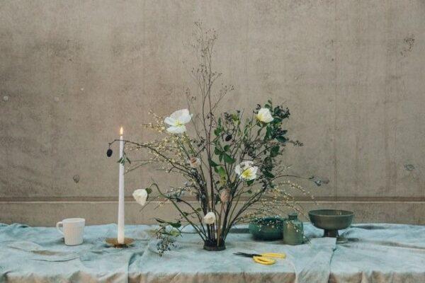 4 Mevsim Çiçek Sergileme Sanatı