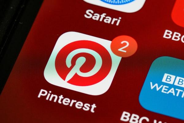 Pinterest hesap silme işlemi