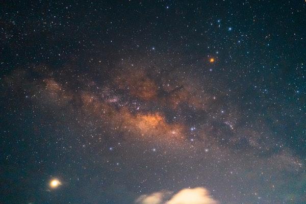 Yıldızlar Nasıl Oluşur?